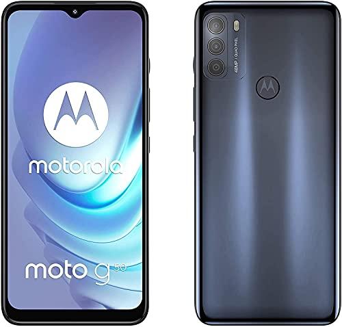 Motorola moto g 50, 5G, Batteria 5000 mAH, Tripla Camera 48