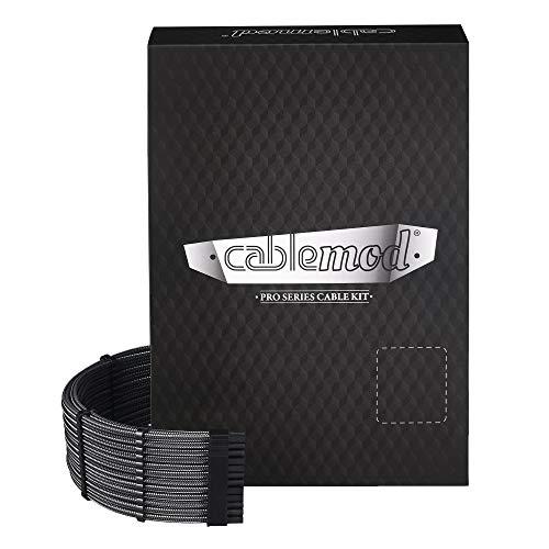 CableMod PRO ModMesh C-Series AXi, HXi & RM Cable Kit - Carbon