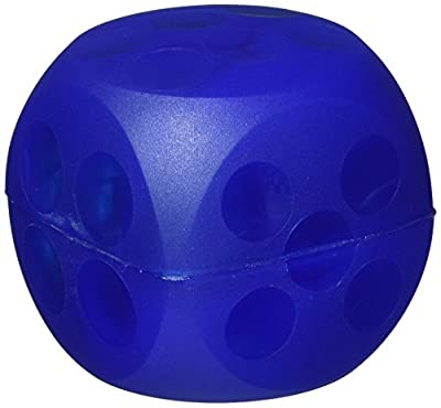 Kruuse Buster Soft Mini Cube Feeder, Blue