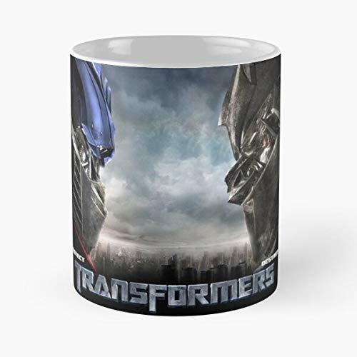 Trends Uncommon Transformers Fashions Best Taza de café de cerámica de 325 ml