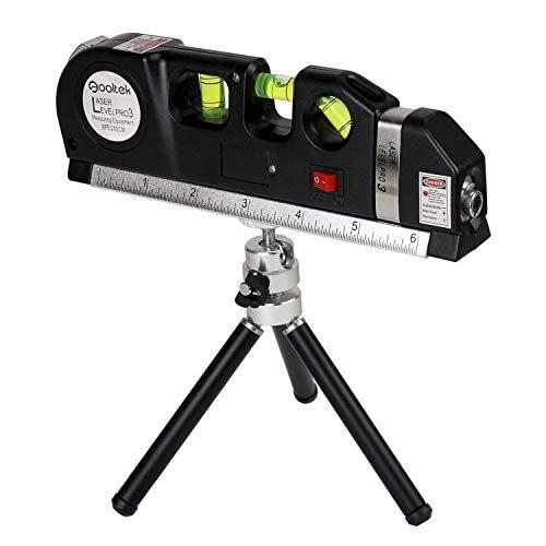 Qooltek Laser Level Line Laser Measure
