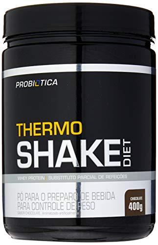 Thermo Shake Diet (400G) - Sabor Chocolate, Probiótica