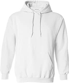 Big Mens Hoodies - Hooded Sweatshirts in 32 Colors. Sizes S-5XL