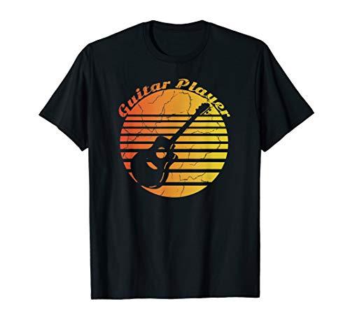 Gitarre Musiker Gitarristen Geschenk T-Shirt Herren Damen