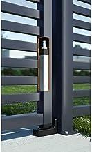 Locinox Deursluiter, hydraulisch, geïntegreerd, omkeerbaar, met gondel meegeleverd, tot 150 kg.