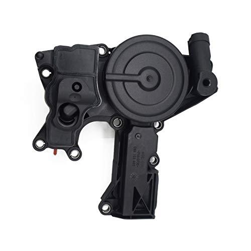 MENGHE TANGZHOU Separador de Aceite Ensamblaje de la válvula PCV Fit para Audi A3 A4 A5 Q5 TT Seat Leon Toledo Skoda Octavia (RS) Superb 1.8tsi 2.0tsi 06h 103 495 (Color : Valve)