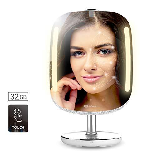 HiMirror Mini Smart Vanity Makeup Mirror