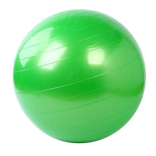 Best Price GDJGTA 55cm Yoga Ball Chairs Anti-Burst Exercise Ball for Yoga Pilates Fitness Physical T...