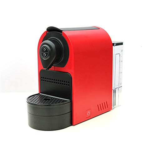 New Red Pod Coffee Machine and Other Automatic Drinks Automatic Capsule Coffee Machine Coffee Like i...