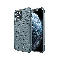 Rzuug iphone12 mini Pro Max 11 Pro XS Max XR 7 8 7plus8plus保護電話ケース用の最新の豪華な耐衝撃ケース-as show-for iPhone XSMAX