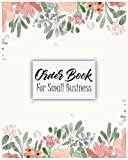 Order Book for Small Business: Blank Order Log Keep Track of Your Customer Orders   Purchase Order Form   Online Businesses and Retail Store (Large)   ...   For Women Girls & Kids & Teen & Men