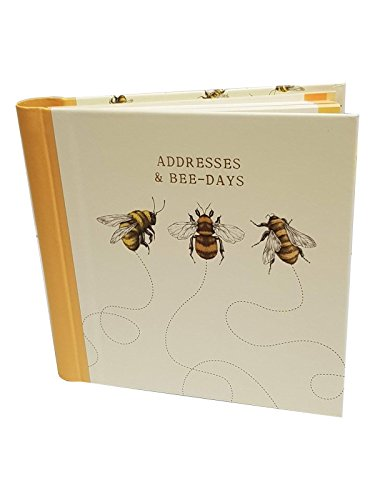 Notizbuch für Adressen und Geburtstage von The Art File