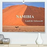 Namibia-Land der Sehnsucht (Premium, hochwertiger DIN A2 Wandkalender 2022, Kunstdruck in Hochglanz): Sehnsuchtsvolle Landschafts- und Tierbilder von Namibia. (Monatskalender, 14 Seiten )