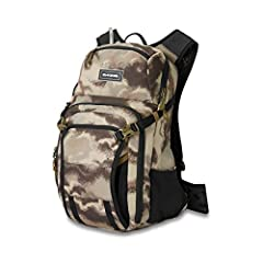 3L / 100oz Hydrapak lumbar reservoir w/ quick disconnect High-flow Blaster bite valve w/shut-off Air Suspension backpanel DK Impact CE-certified Spine protector compatible (not included - available to purchase separately) Deployable armor carry strap...