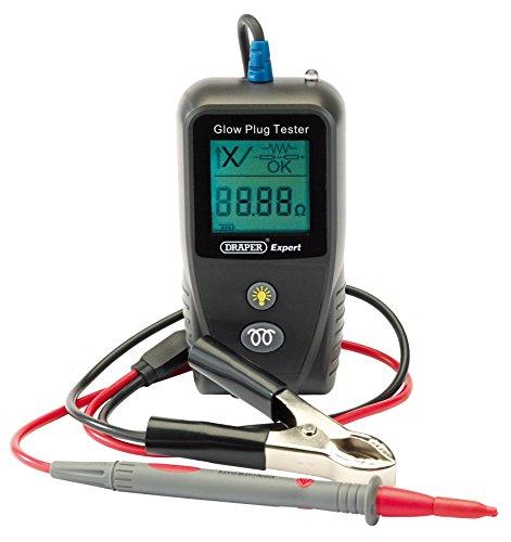 DRAPER 74534Glühkerze Tester 12–24V