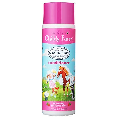 Childs Farm Après-shampooing pour cheveux rebelles Tame That Mane