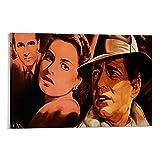 QWDAS Humphrey Bogart Character Star Room Photo Frame