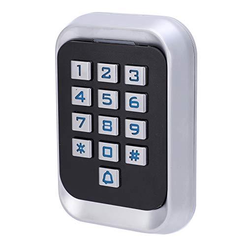 Controladores de Puerta única antiinterferencias Microprocesador Incorporado Teclado de Metal Máquina de Tarjetas IC Lector de Tarjetas RFID para Habitaciones residenciales