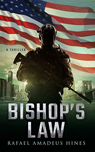 Bishop's Law (Bishop Series Book 2) by [Rafael Amadeus Hines]