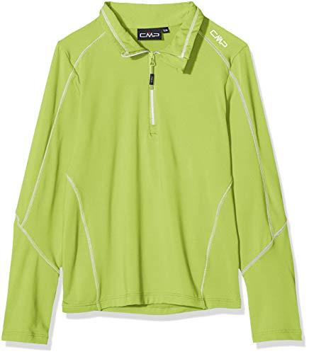 CMP Jungen Ski Rolli 39L2294 Shirt, Cedro, 128