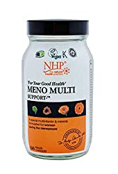 A multivitamin & mineral containing all the essential vitamins & minerals to help you through the menopause. Contains all the most important nutrients to help support healthy bones. A natural solution to menopause, it also contains good levels of ant...