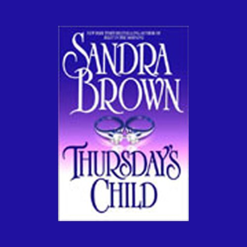 Thursday's Child Audiobook By Sandra Brown cover art