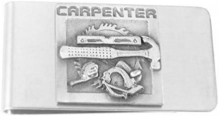 Large Money Clip - Carpenter