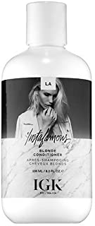 IGK InstaFamous Blonde Conditioner 8oz