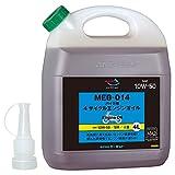 AZ(エーゼット) MEB-014 バイク用 4Tエンジンオイル10W-50 SM/MA2 4L [FULLY SYNTHETIC/全合成/化学合成油] (4サイクルエンジンオイル/4ストオイル/バイクオイル) EG064