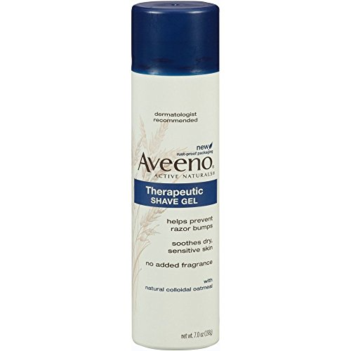 Price comparison product image AVEENO Therapeutic Shave Gel 7 oz (7 Pack)