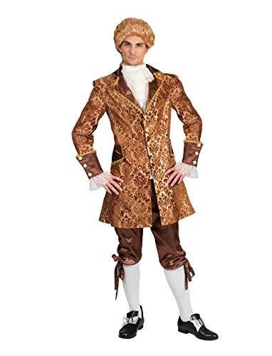 Funny Fashion Herren-Kostüm, Barock-Stil, Vampir, historisches Königskostüm, Renaissance, Größe...