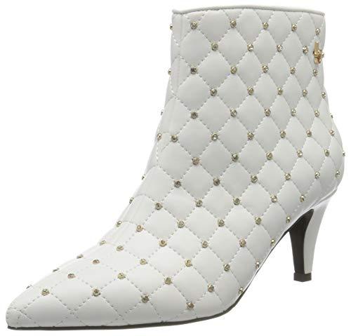 Liu Jo Shoes Damen Venus 13-Bootie Stiefeletten, Weiß (White 01111), 35 EU