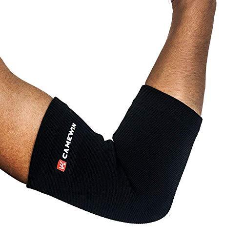 Senston 1 Pieza Codera de compresión Manga de compresión para el Codo para la Artritis - Alivie los síntomas de...