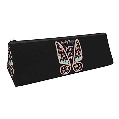 TA-Ylo-R S-Wi-Ft Tragbare, stilvolle Stifttasche, Schreibwarenbeutel, mehrfarbige Bleistifttasche, Kosmetiktasche, kompakte Reißverschlusstasche