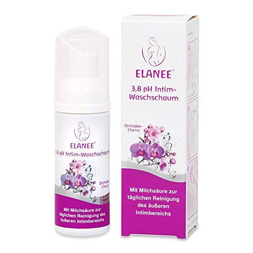 Elanee 405-00 3, 8 pH Intim-Waschschaum, 50 ml