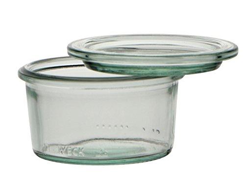 Weck 3238200 Vasetto, 165 ml