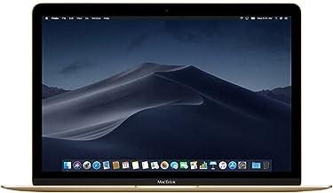 "Apple MacBook Retina 12"" m 1,1 GHz 8 GB RAM 256 GB SSD Gold QWERTY (Reacondicionado)"