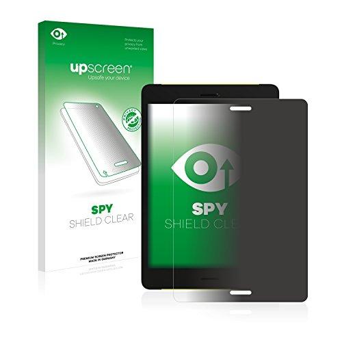 upscreen Anti-Spy Blickschutzfolie kompatibel mit Pocketbook Surfpad 4 M Privacy Screen Sichtschutz Bildschirmschutz-Folie