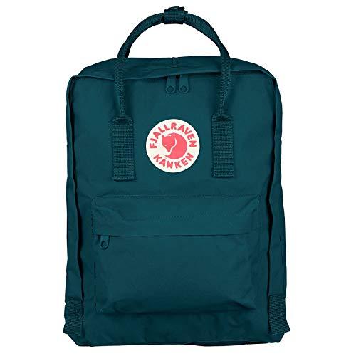 Fjallraven, Kanken Classic Backpack for Everyday, Glacier Green