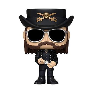 Von Motorhead, Lemmy, zur stilisierten POP-Vinyl Figur von Funko! Die Figur ist 9 cm groß und wird in einer illustrierten Fensterbox geliefert Schauen Sie sich jetzt die anderen Motorhead-Figuren von Funko an! Sammeln Sie alle! Funko POP! ist das Spi...