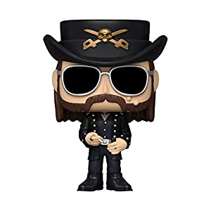 Funko Pop! Rocks: Motorhead - Lemmy, Multicolor - 41wRt1Se3kL - Funko Pop! Rocks: Motorhead – Lemmy, Multicolor