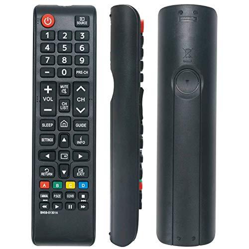 New BN59-01301A BN5901301A Replacement Remote Control Suit for Samsung UHD Smart TV UN65NU7200 UN65NU7300 UN65NU730D UN75NU6900 UN75NU7100 UN75NU710D UN75NU7200 (2018 Models)