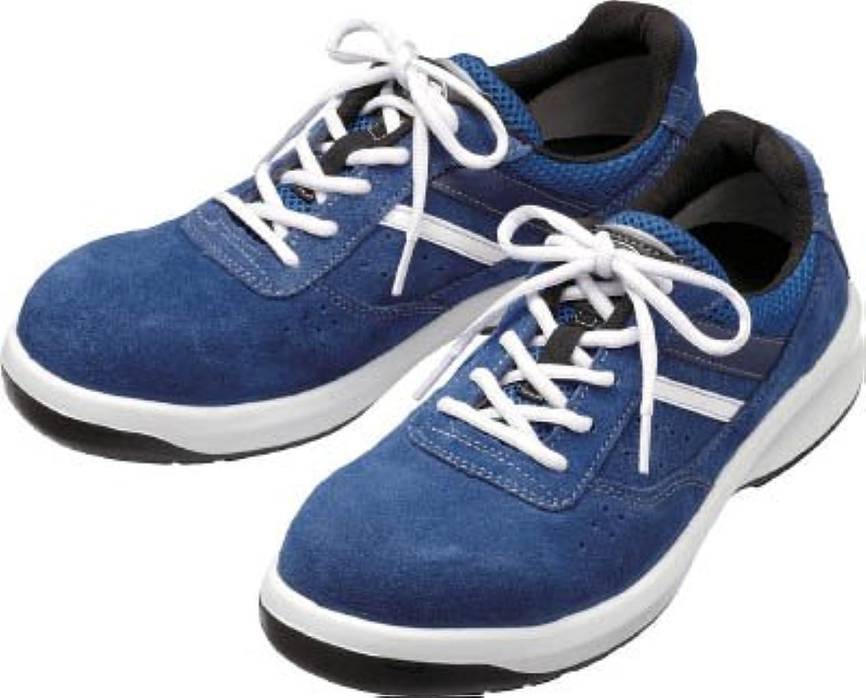 ミドリ安全 スニーカータイプ安全靴 G3550 27.5CM G3550-BL-27.5