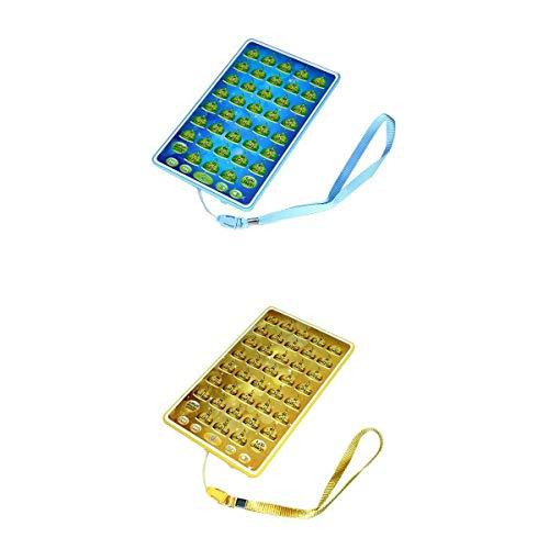 2er-Set Elektronisches Arabisch Koran Tabelle Islamischen Koran Spielzeug für Muslimische Kinder Ausbildung