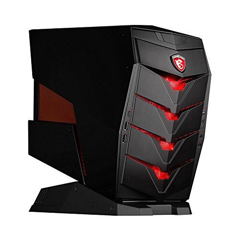 MSI VR Ready Aegis Series Powerhouse Gaming Desktop i5-6400 2.70 GHz Quad-Core Processor, Geforce GTX 1070, 24GB DDR4 Memory, 1TB Hard Drive, Windows 10