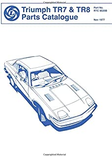 Triumph TR7 & TR8 Parts Catalog