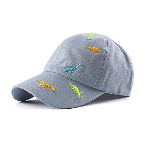 Gorra de Béisbol Infantil Unisex Niño Sombrero Personalizado Sombrero de Verano 2 a 6 años