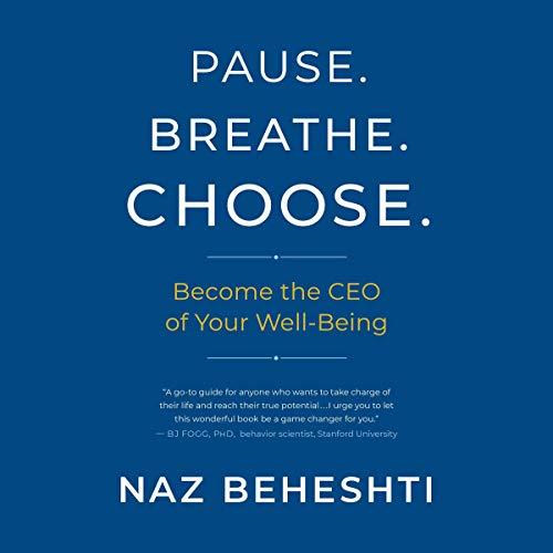 Pause. Breathe. Choose. cover art