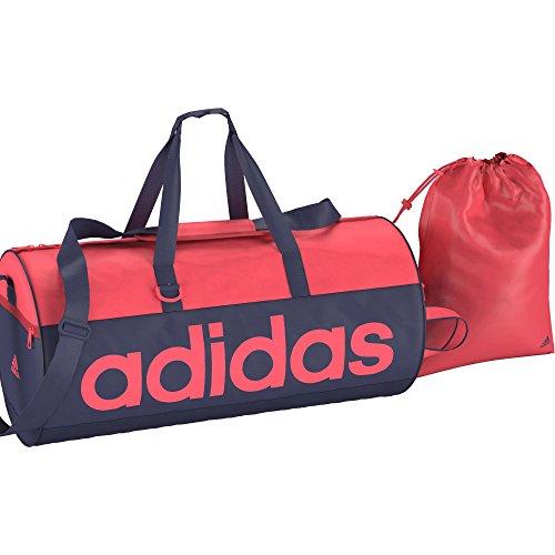 adidas Sporttasche Linear Performance Teambag, Dunkelblau, 55 x 28 x 28 cm, 43 Liter, AB0693