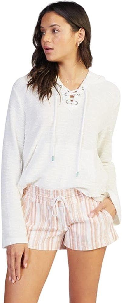 Roxy Women's Oceanside Ranking TOP14 Yarn High quality new Shorts Dye